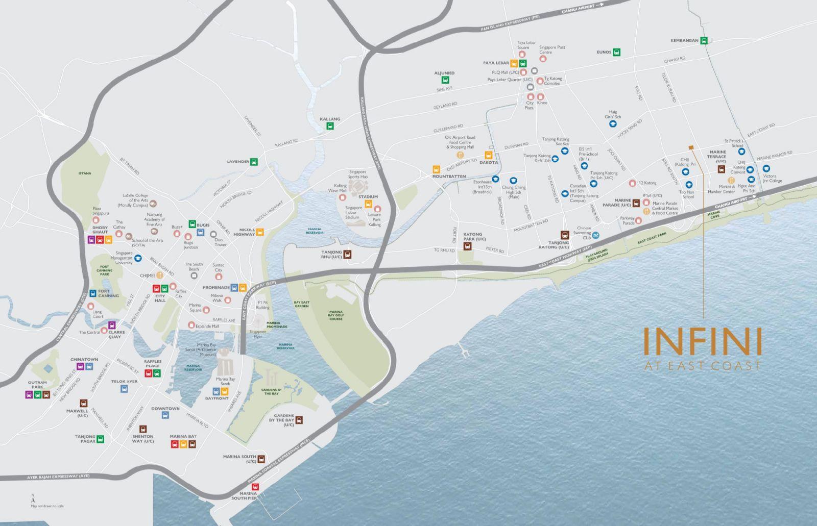Infini at East Coast