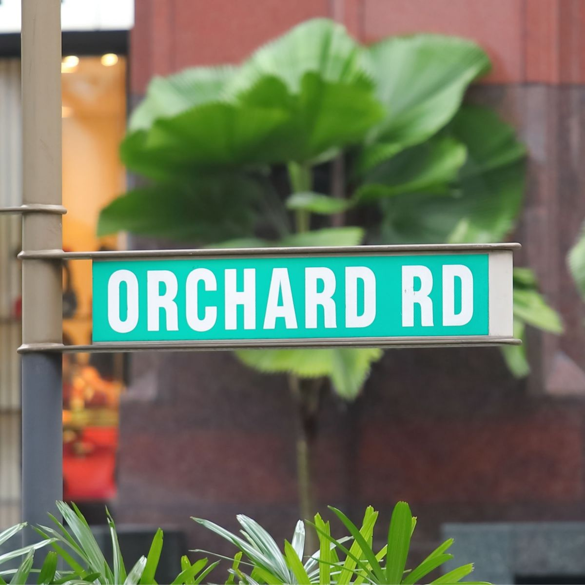 Why are Singaporeans shopping less in Orchard Road?